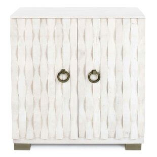 Palmerton 2 Door Accent Cabinet by Bloomsbury Market