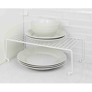 Home Basics Stackable Helper Shelf (Set of 2)