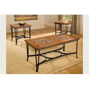 Southampton 3 Piece Coffee Table Set