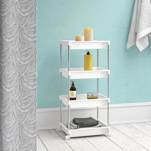 39 X 78cm Bathroom Shelf By Symple Stuff