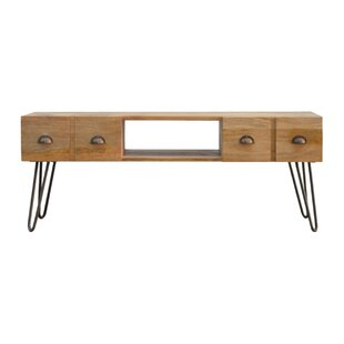 Nailsea Solid Wood Entertainment Unit By World Menagerie