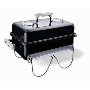 Weber Go-Anywhere Charcoal Gri..
