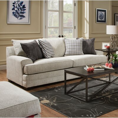 Henthorn Queen Sofa Bed by Alcott Hill