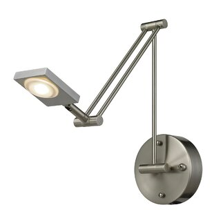 Orren Ellis June LED Swing Arm Lamp