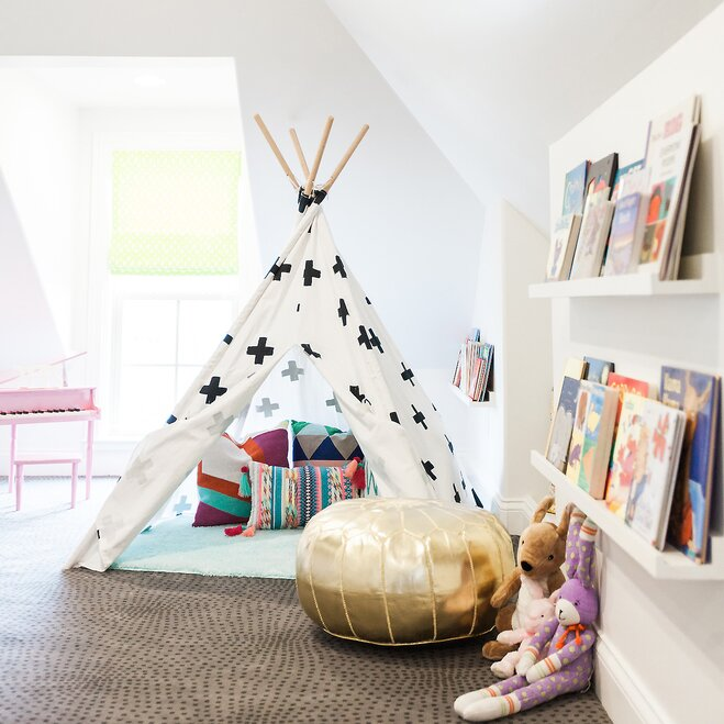9 Ways To Keep Your Kids' Room Organized