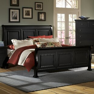 Comparison Chardon Sleigh Bed by Birch Lane™ Heritage Reviews (2019) & Buyer's Guide