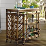 Twin Palms Bar Cart by Tommy Bahama Home