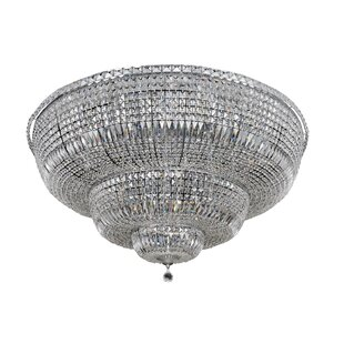 Allegri by Kalco Lighting Betti 30-Light Semi-Flush Mount