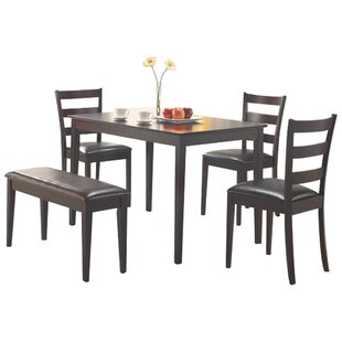 Harting 5 Piece Dining Set