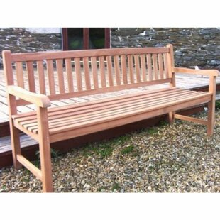 Langell Teak Traditional Bench By Sol 72 Outdoor