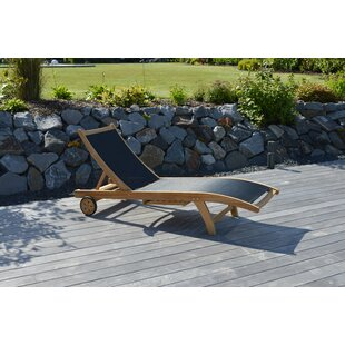 Sherwick Reclining Sun Lounger By Sol 72 Outdoor
