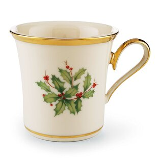 Holiday 12 oz. Coffee Mug (Set of 4)