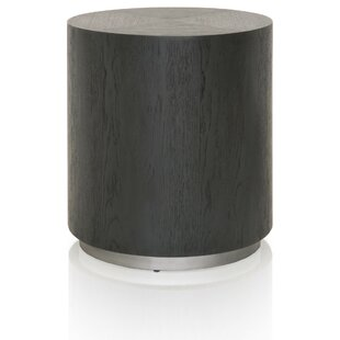Guidry End Table by Wrough..