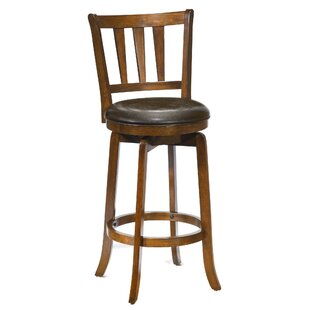 Malcolm 29.5 Swivel Bar Stool DarHome Co