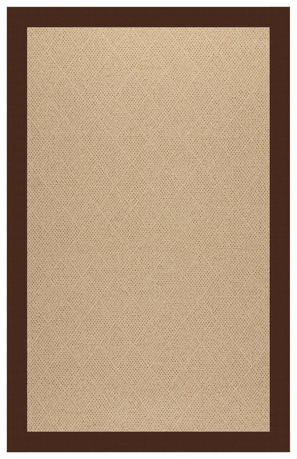 Longshore Tides Zeppelin Tufted Brown Beige Indoor Outdoor Rug Reviews Wayfair
