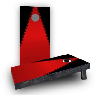 Custom Cornhole Boards Triangl..