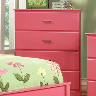 Haywards Heath Transitional 4 Drawer Chest by Zoomie Kids