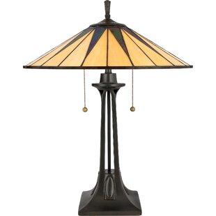 Finchamp Tiffany 25 Table Lamp
