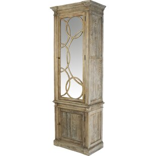 Corinne Lighted China Cabinet by Zentique