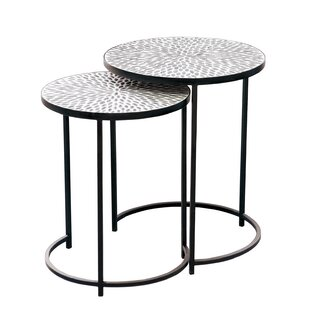 Sola Nest Of Tables (Set Of 2) By Bloomsbury Market