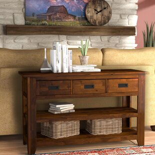 Oilton Console Table
