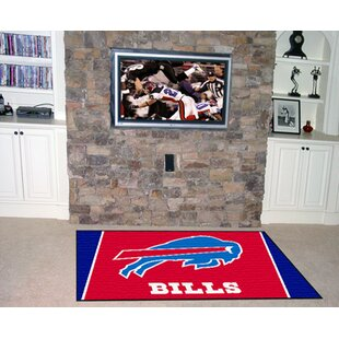 NFL - Buffalo Bills 4x6 Rug ByFANMATS