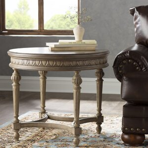 June End Table by Fleur De Lis Living