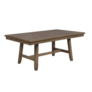 OFallon Solid Wood Dining Table