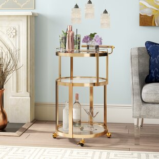 Gayden Bar Cart by Everly Quinn