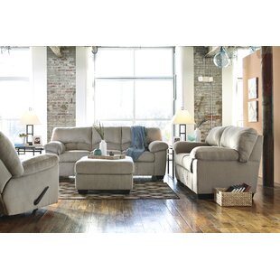 Rocco Reclining Configurable Living Room Set