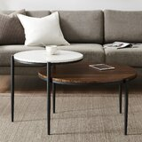 Kirchner Coffee Table by 17 Stories