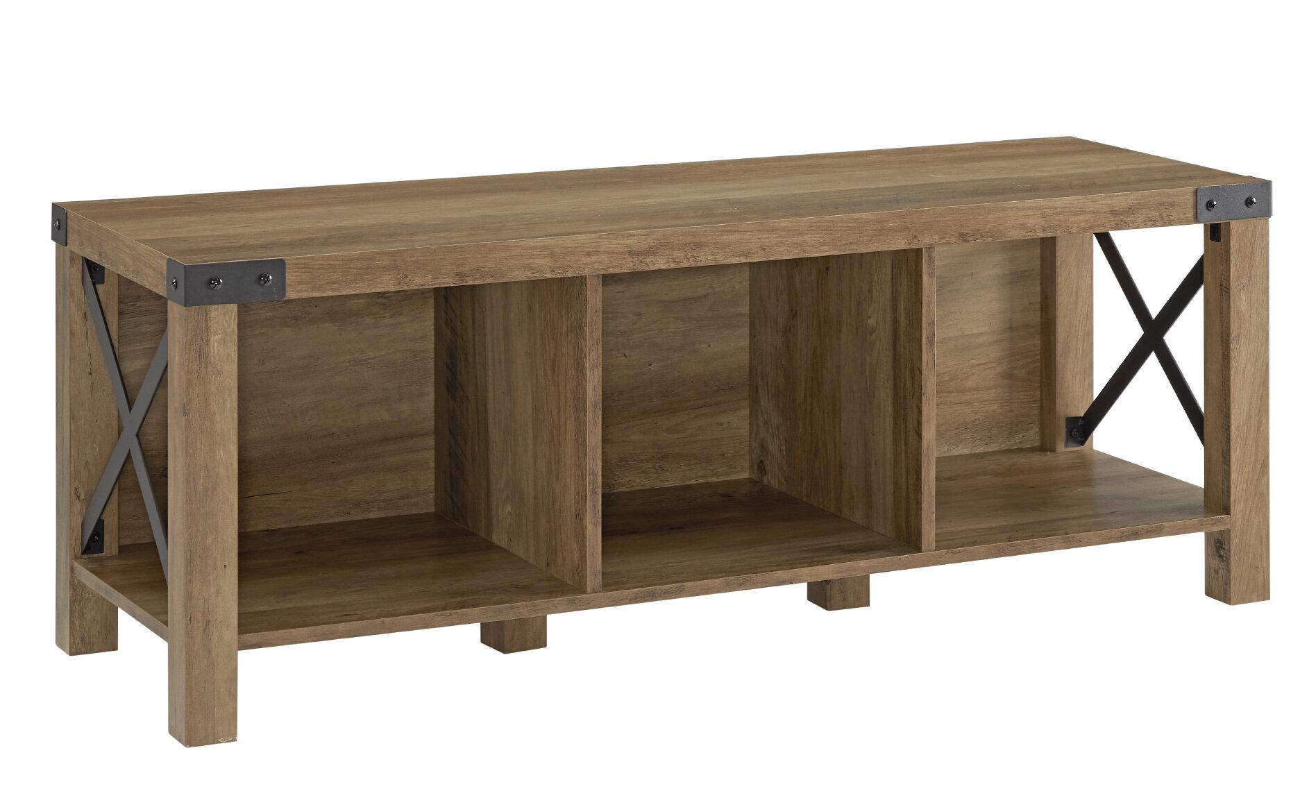 Peachy Gracie Oaks Kunz Storage Bench Pabps2019 Chair Design Images Pabps2019Com
