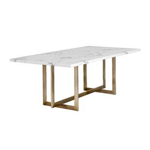 Distefano Dining Table by Everly Quinn