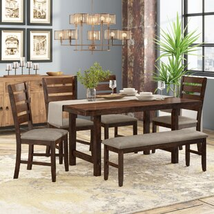 Channel Island 6 Piece Dining Set by Tren..