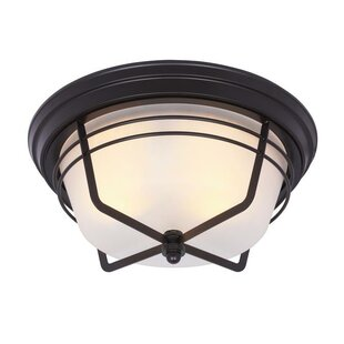 Westinghouse Lighting Bonneville 2-Light Flush Mount