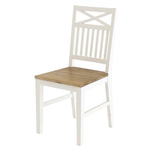 Lamont Solid Wood Dining Chair (Set Of 2) By Brambly Cottage