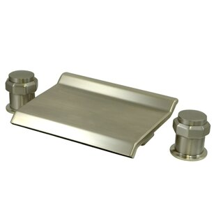 Kingston Brass Milano Double Handle Water..