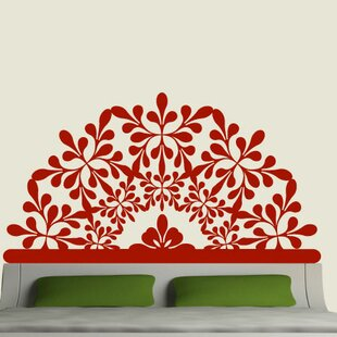 Hawaii Headboard Vinyl Wall Decal