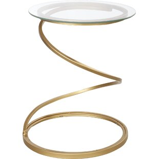 Compare prices Clemence Side Table by Mercer41
