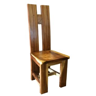 Orinoco Dining Side Chair by Chic Teak