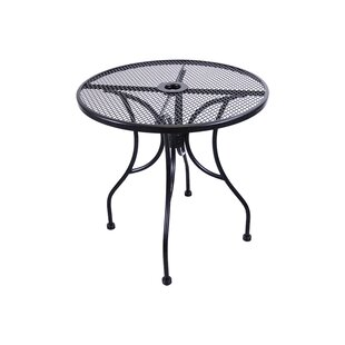 Best Wrought Iron Dining Table ByH&D Restaurant Supply, Inc.