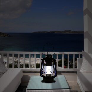 Bayou Breeze Haldor 12 LED Vintage Style ..