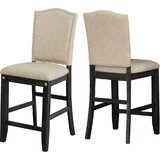 Dysart 26'' Bar Stool (Set of 2) by Darby Home Co