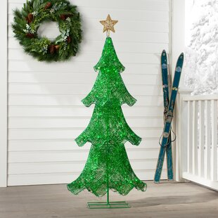 Christmas Elf in Truck with Christmas Tree Outdoor Holiday Yard Decoration Commercial Quality