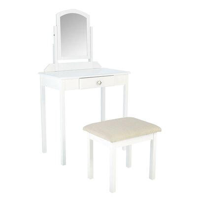 Vanity Desk With Mirror Wayfair