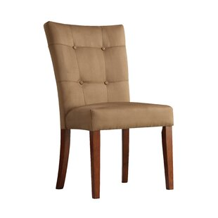 Hindsboro Solid Back Side Chair (Set of 2)