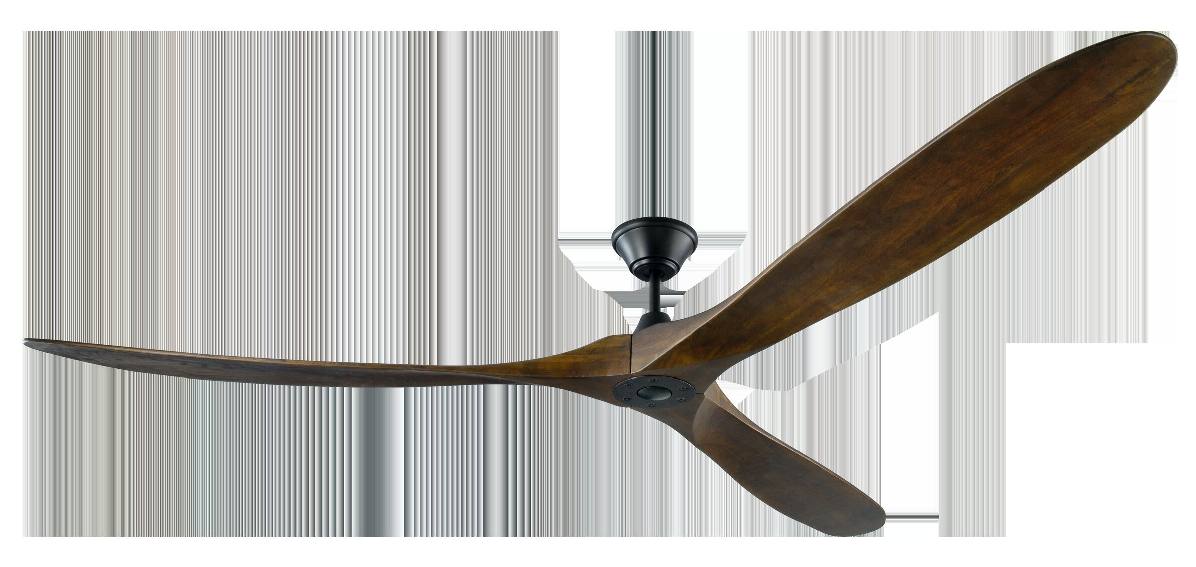 "Rosecliff Heights 88"" Oleander 3 Blade Ceiling Fan with Remote"