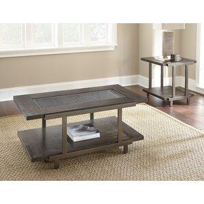 Cortlandt 2 Piece Coffee Table Set