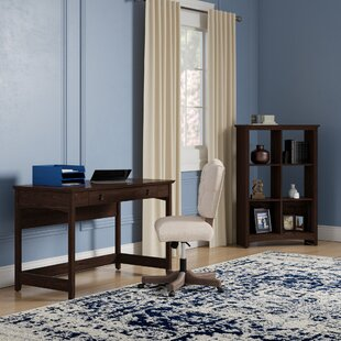 Fralick 2 Piece Desk Office Suite by DarHome Co