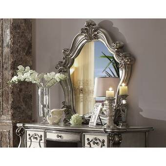 Selections By Chaumont Blenheim Leaner Traditional Beveled Full Length Mirror Reviews Wayfair